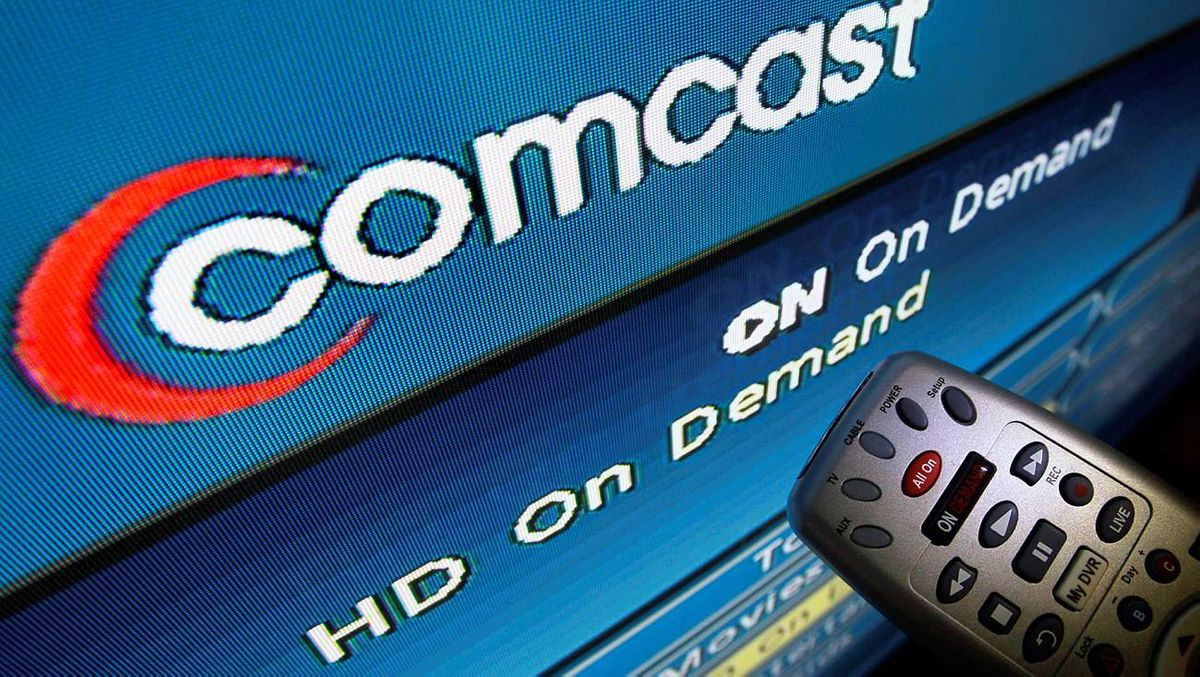 NBC's new owner, Comcast Corp., forked over $4.38-billion (U.S.) for the right to broadcast the next four Olympic Games.