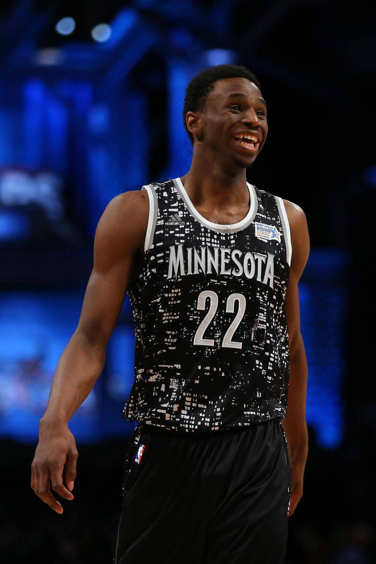 e87a01ce796 Wiggins on Minnesota: 'I'm getting more time to shine' - The Globe ...
