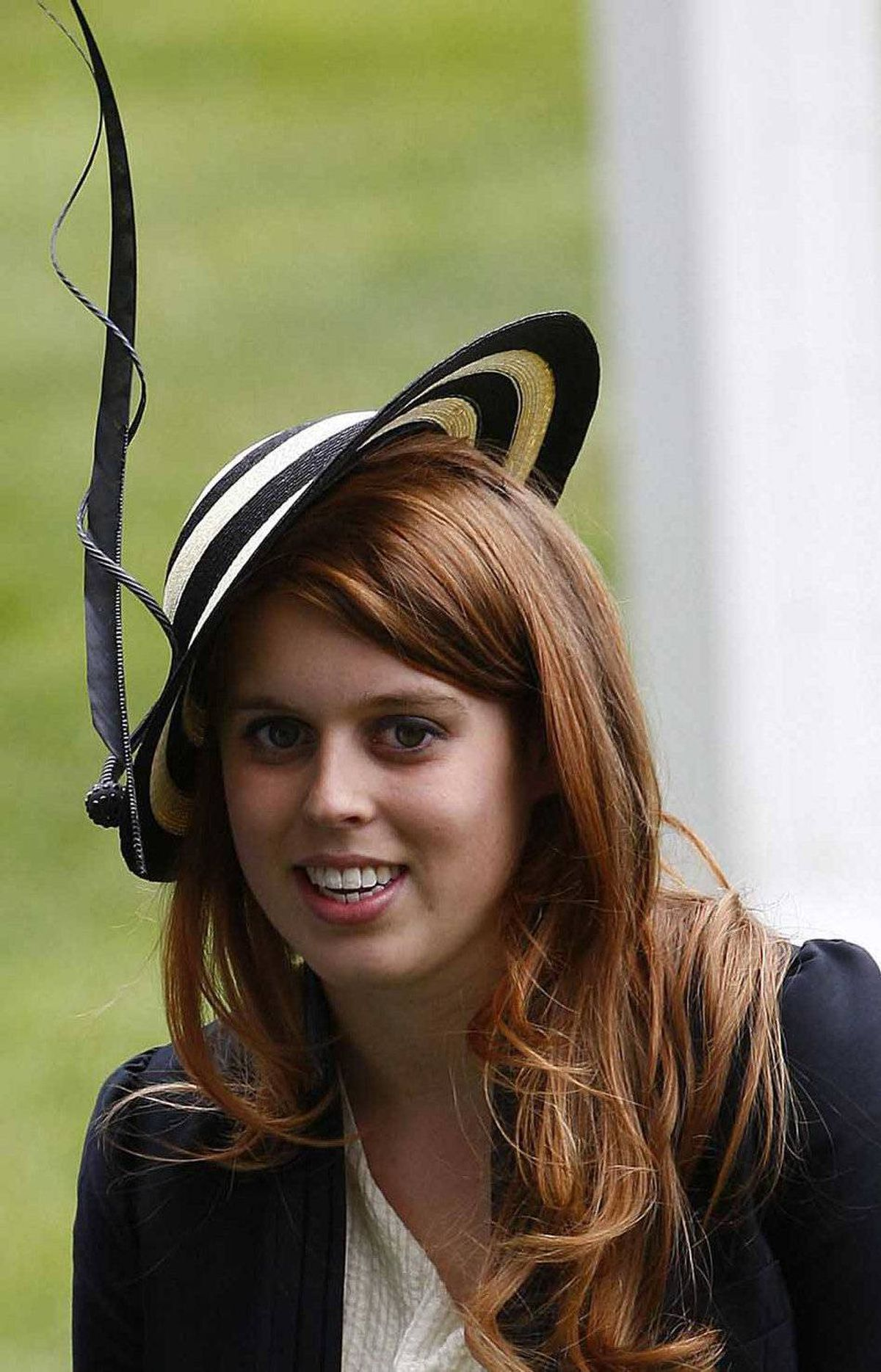 Princess Beatrice seen at the third day of Royal Ascot race meeting June 18, 2009.
