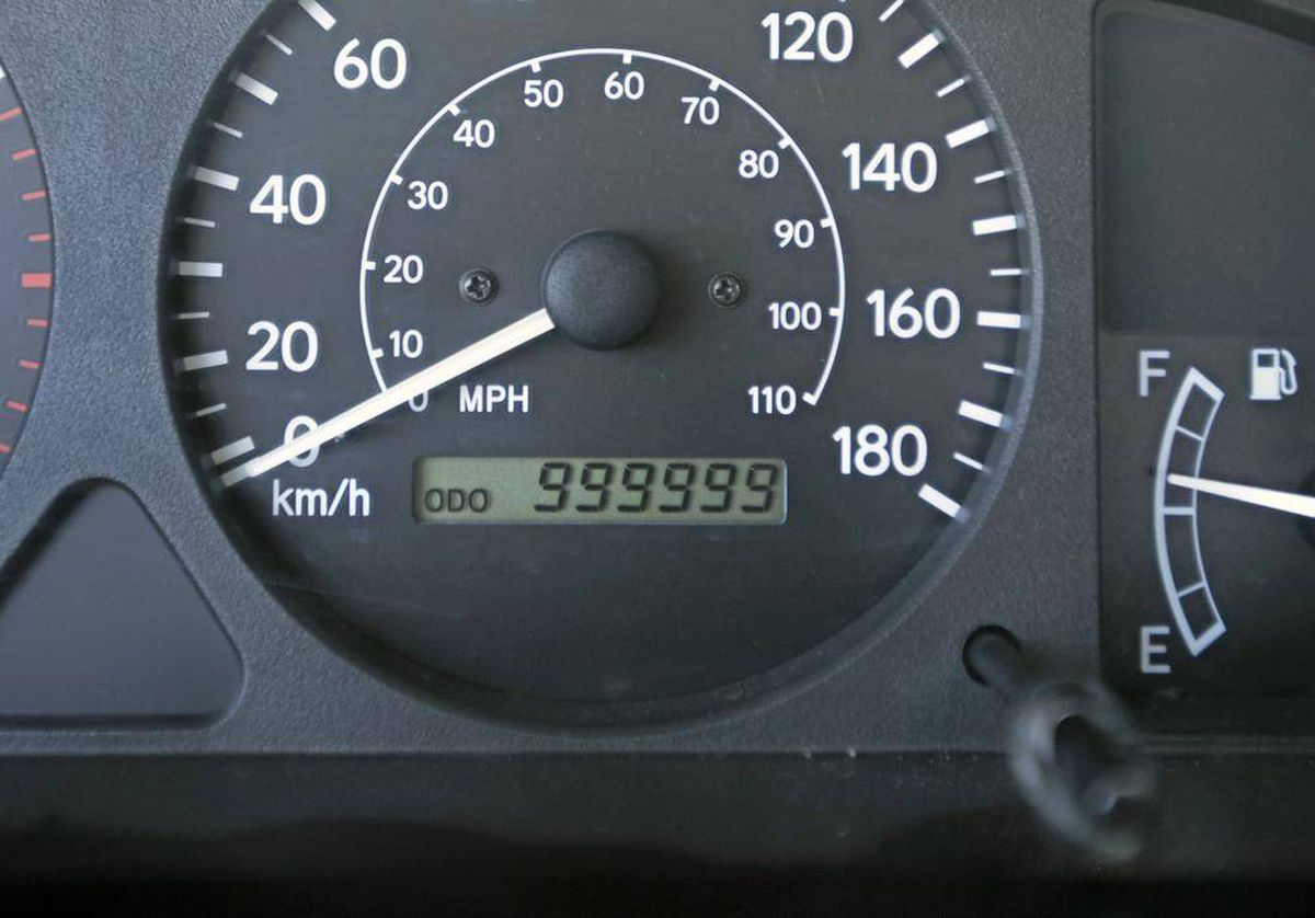 How a Toronto-area Corolla is driven beyond 999,999