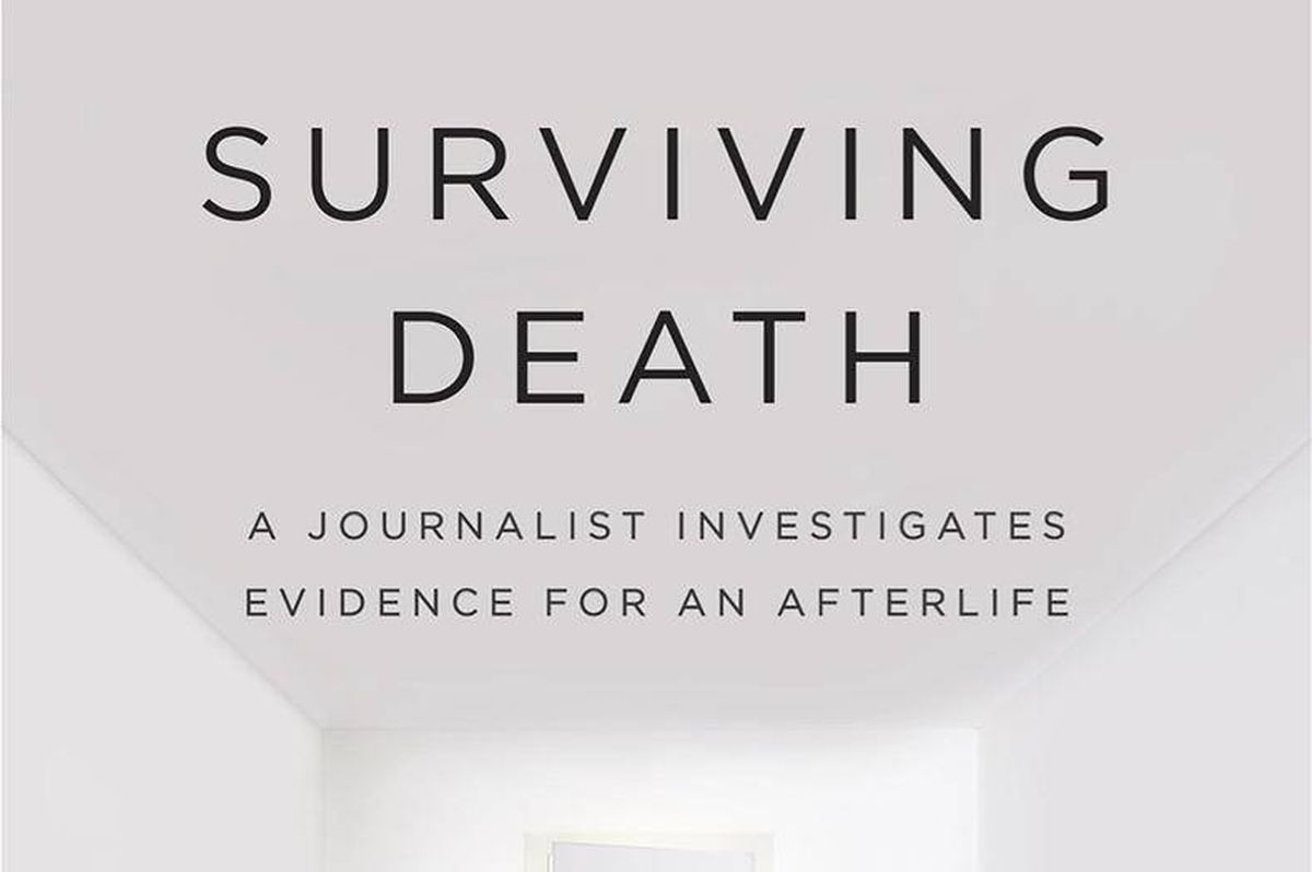 Review: Leslie Kean's Surviving Death and Adrian Owen's Into the Gray Zone  explore human consciousness