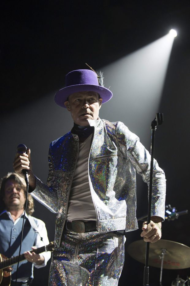 'So far, we're kind of lost without him.' For Tragically Hip's Paul Langlois, life goes on, but not easily