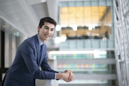 CEO for a day: HEC student inspired by leader's vision at Ivanhoé Cambridge