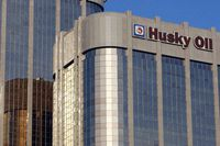 Calgary-based Husky Energy Inc. headquarters. Husky posted surprising profits in the first quarter.