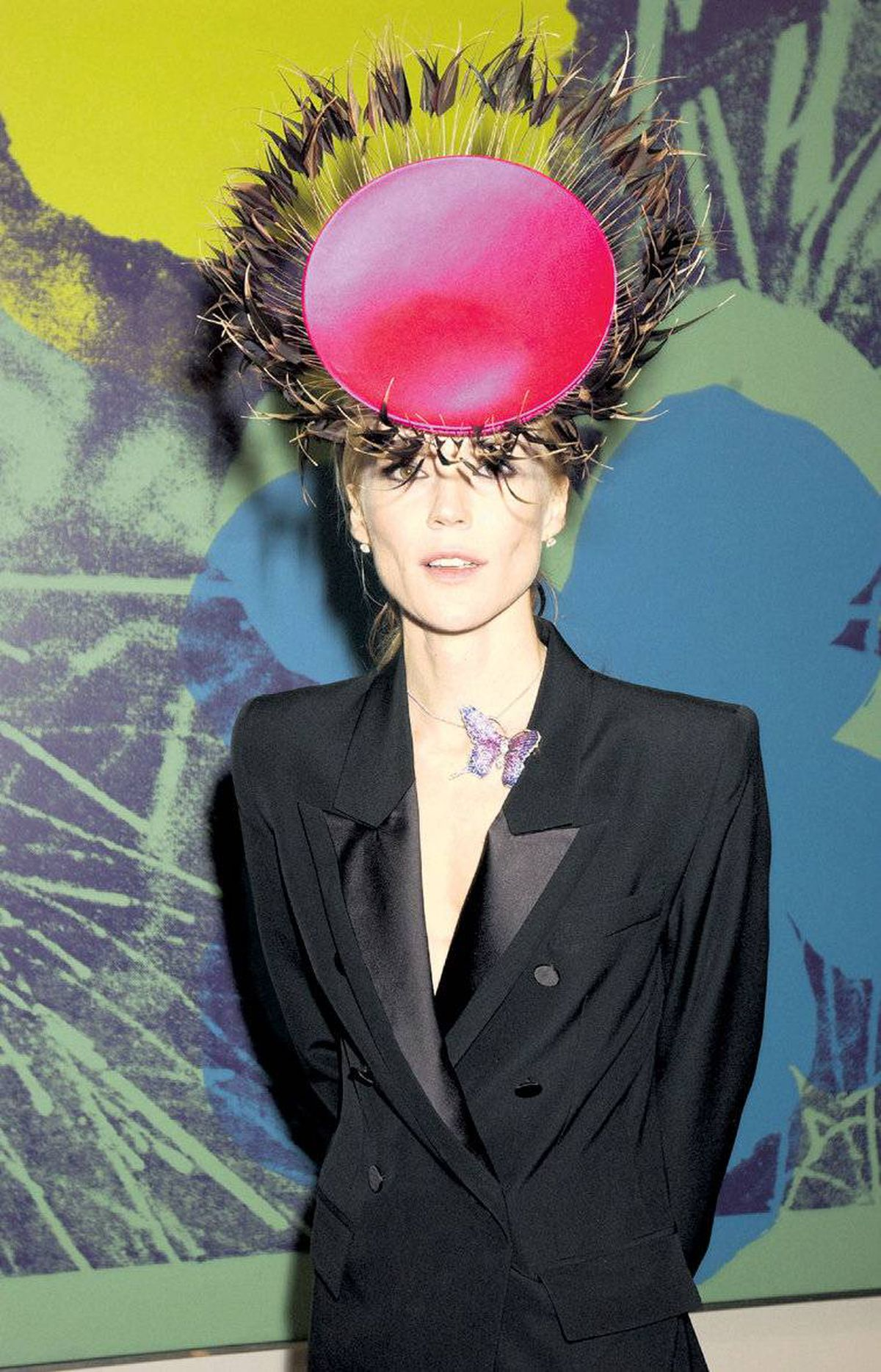 Daphne Guinness: Disc jockey