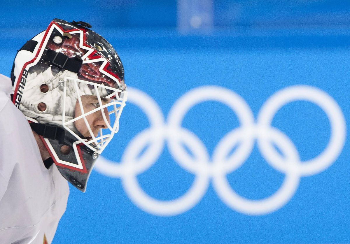 Thomas Leads Team Canada Past Sweden In Pre Olympic
