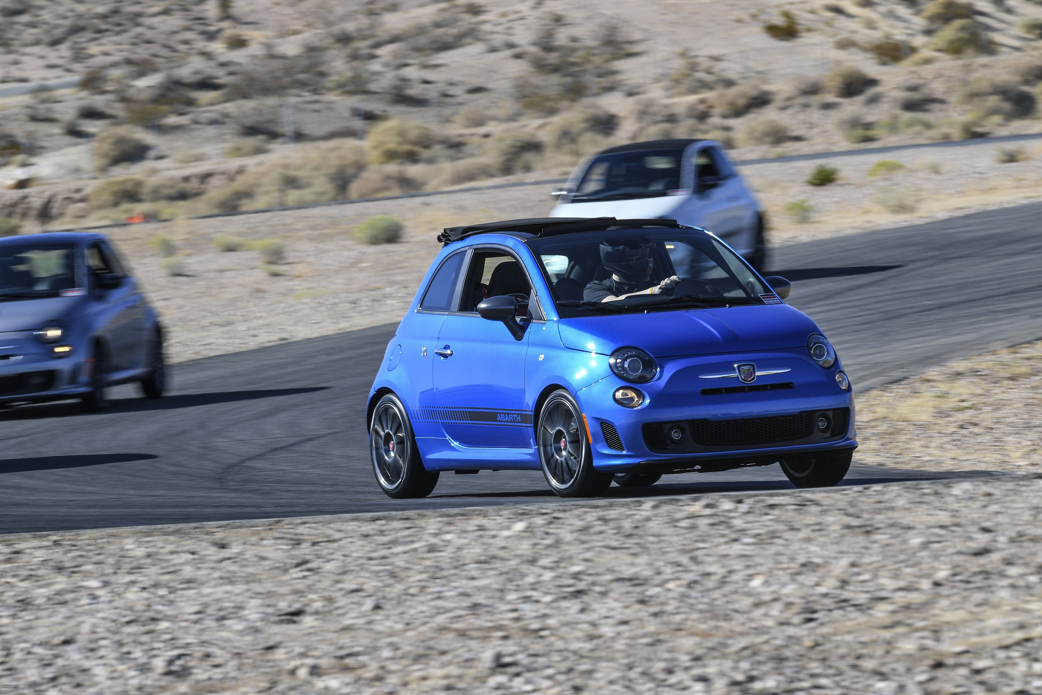 Review The Fiat 500 Abarth Is A Compact Hatch With Attitude The