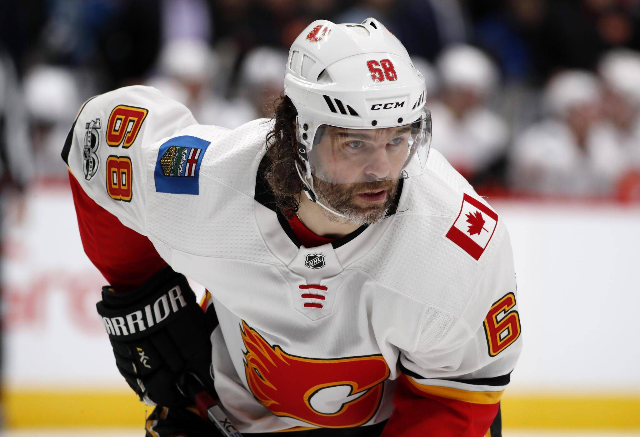 6843bf2b767 Jaromir Jagr assigned to Czech team after being waived by Flames ...