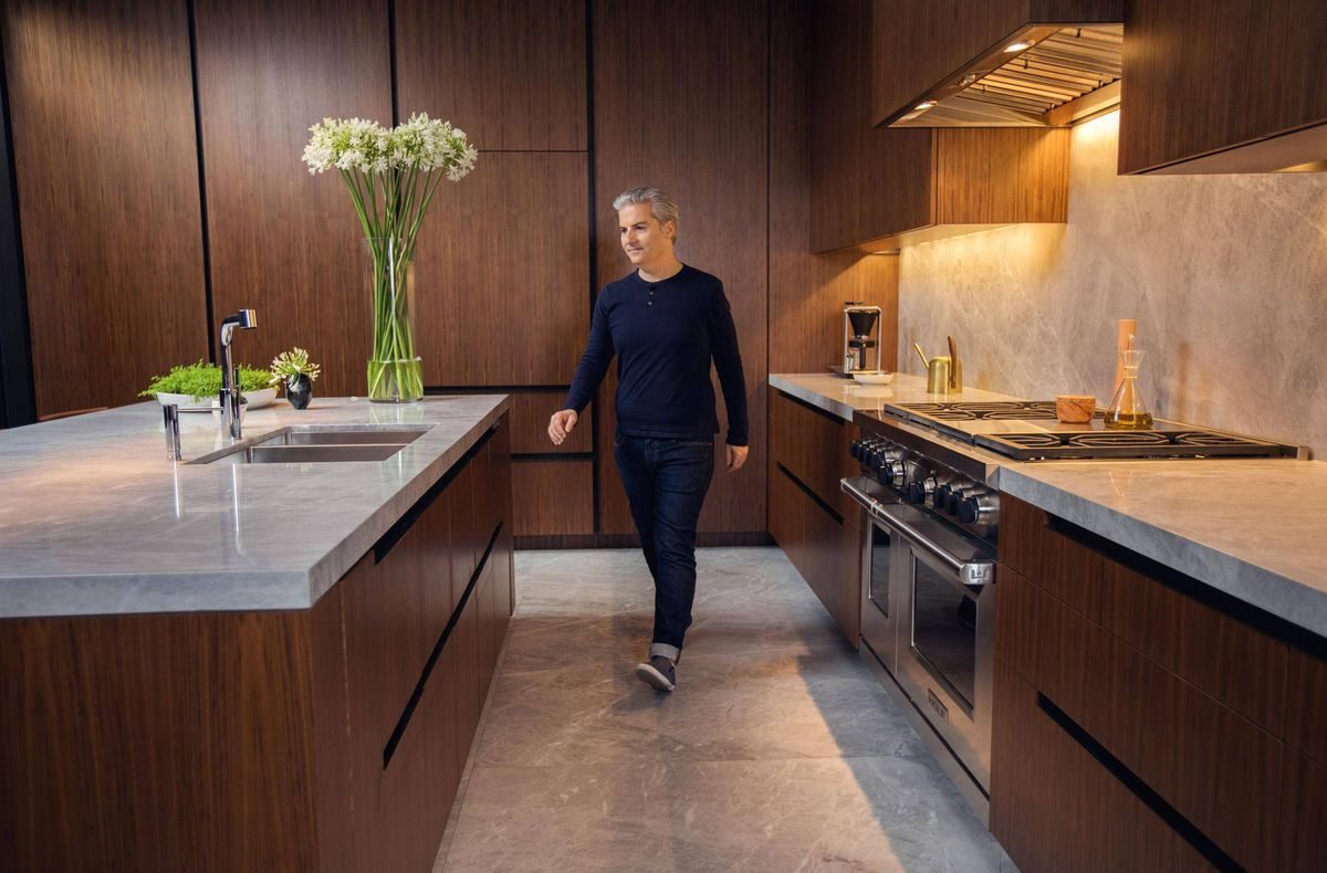 Inside the kitchen of interior designer diego burdi the for Kitchen design jobs toronto