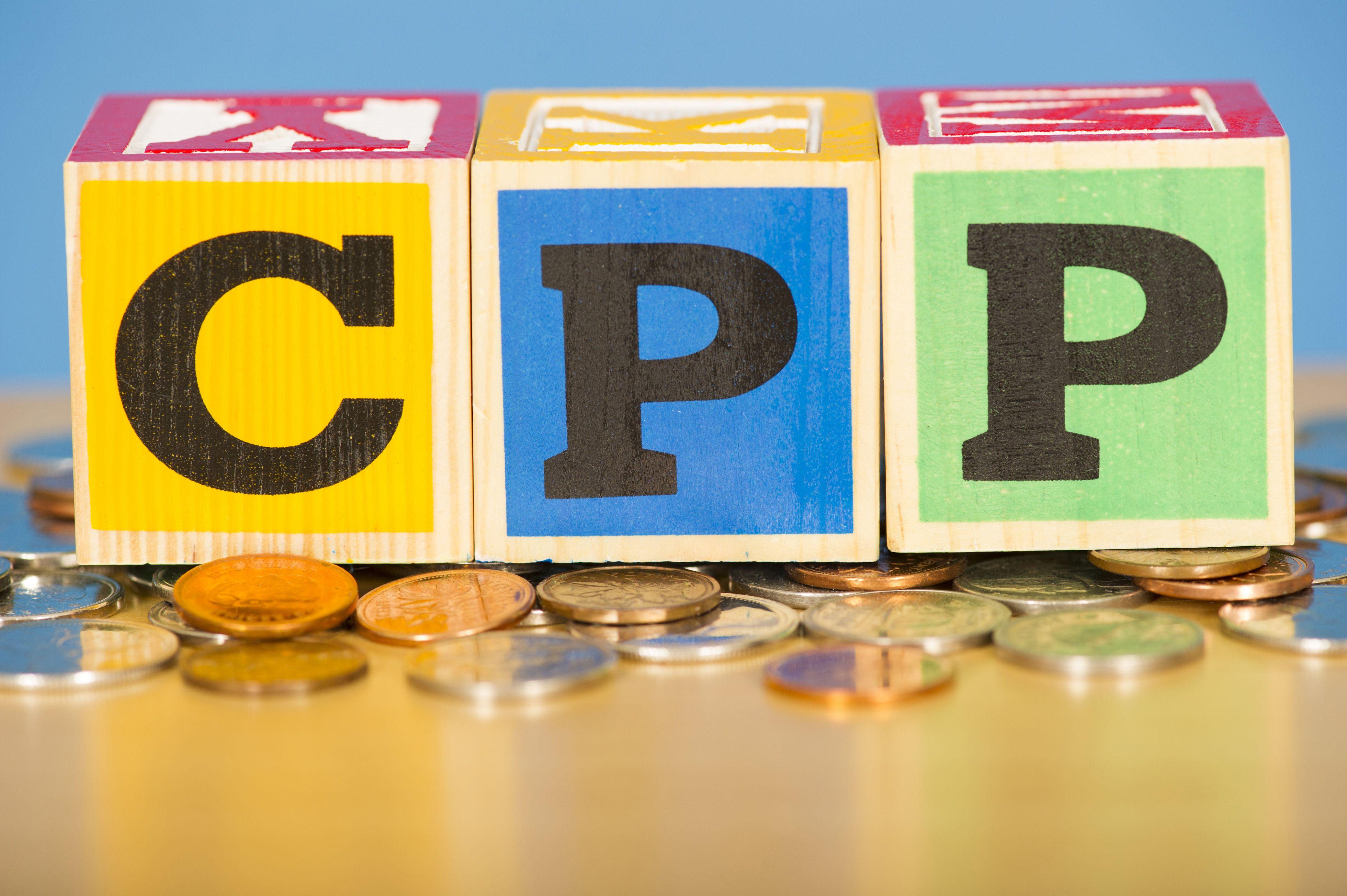 Maximum cpp benefit 2019