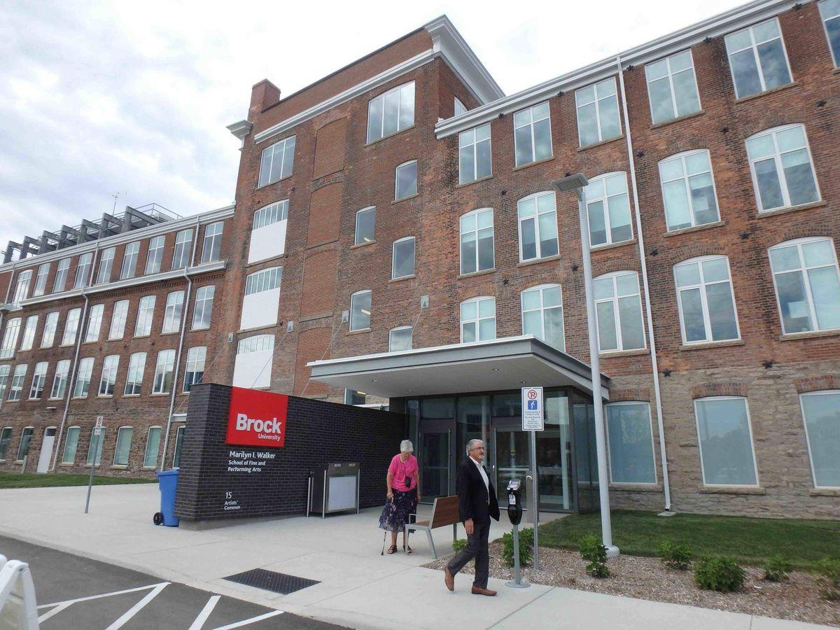 Brock University - Shiksha Study Abroad