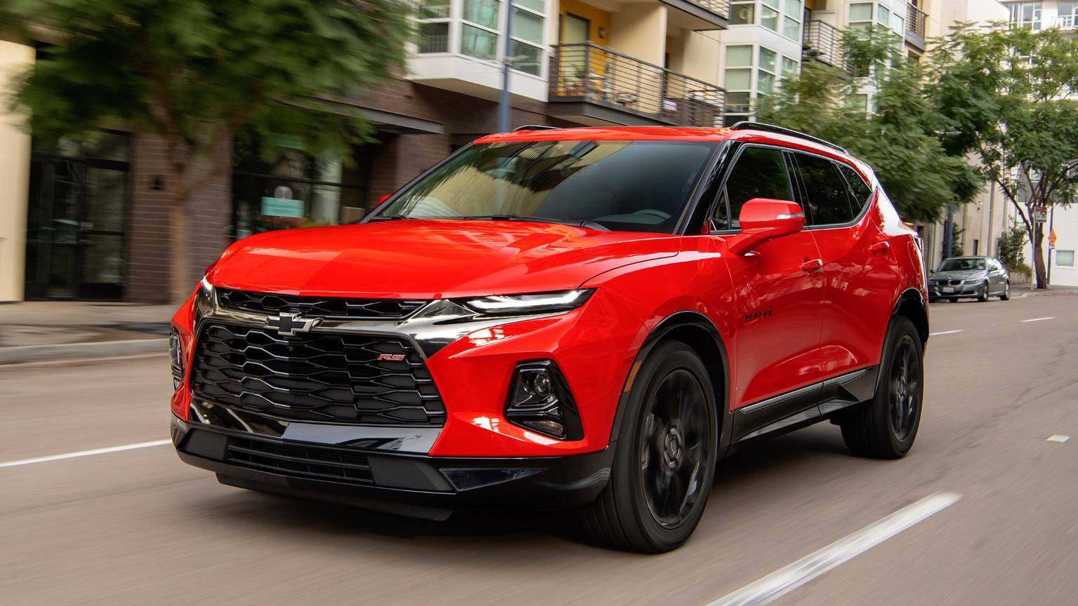 Review: The Chevy Blazer Is Back As A Midsize Crossover