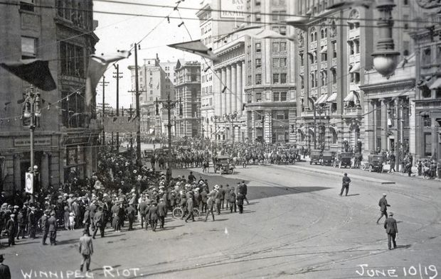 Opinion: The 1919 General Strike was a battle for Winnipeg's