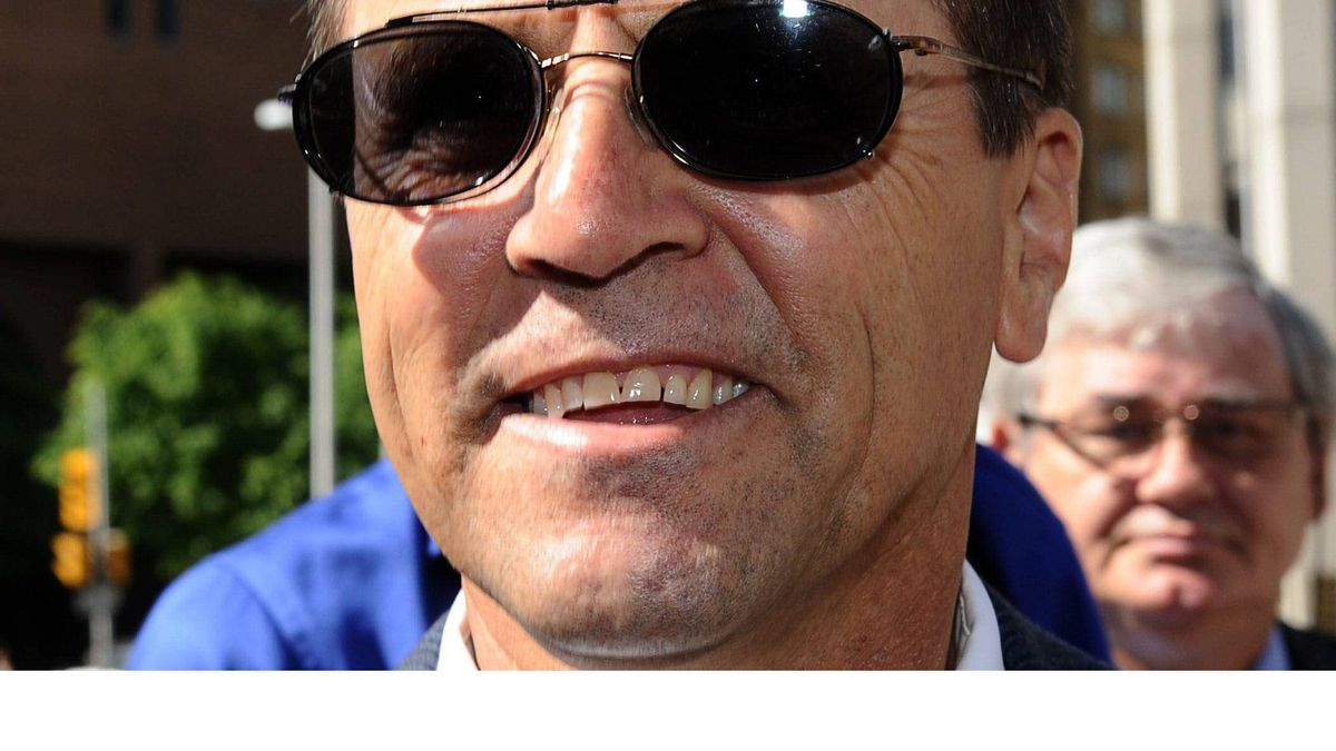 Hassan Diab arrives at an Ottawa courthouse on June 6, 2011.