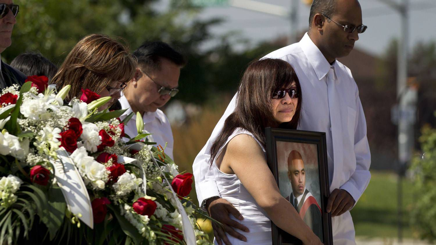 Friends Family Mourn Scarborough Shooting Victim At Funeral The