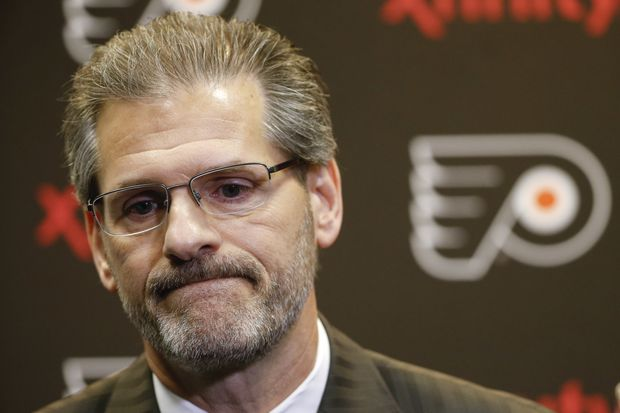 Eklund - Flyers Fire Ron Hextall; Monday's Buzzcast discusses