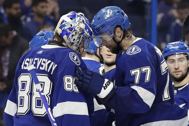 Lightning vs. Bruins - Game Recap
