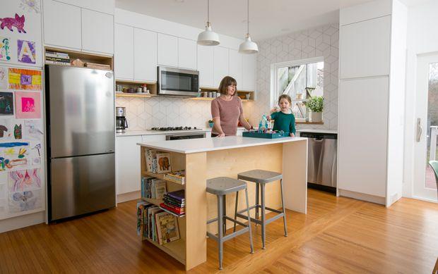 Favourite Room This Hamilton Kitchen Takes Inspiration From