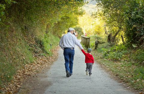 The new grandparenting: 'All I open is my wallet'
