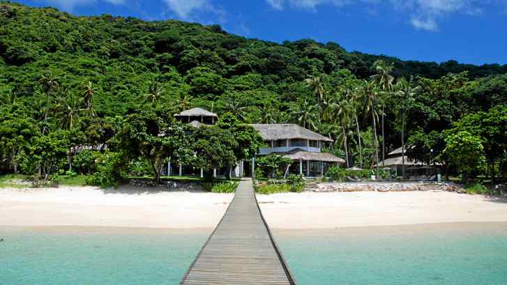 Ariara Island is a tropical hideaway that's an hour's flight from Manila.