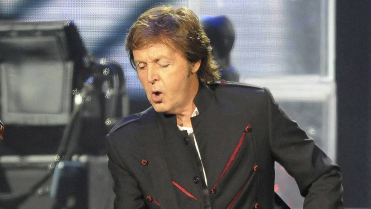 Rumoured: Paul McCartney. It has been reported the former Beatle will perform at the wedding.