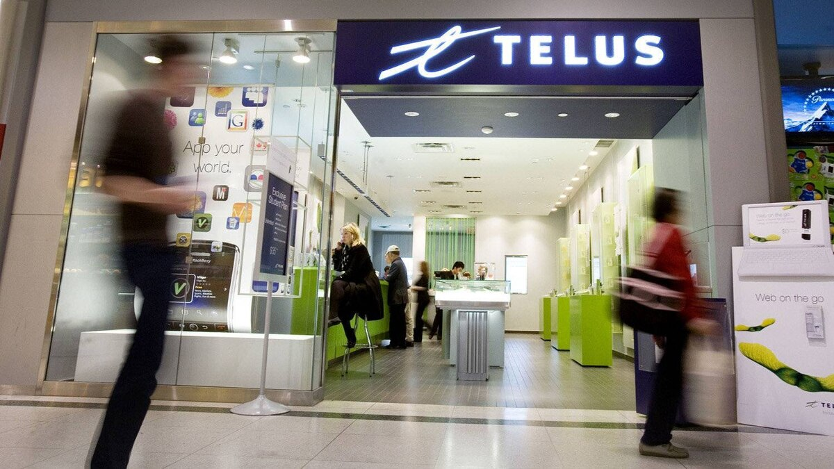 Two advisory firms recommend share consolidation: Telus