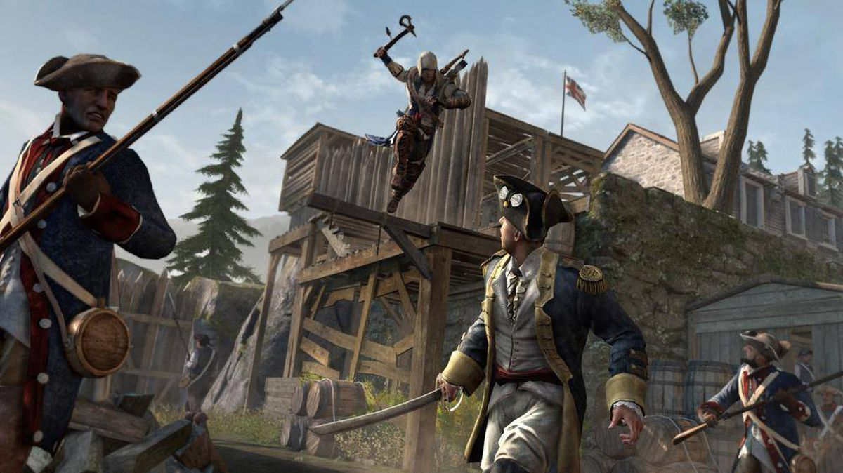 Are Video Games Like Assassin S Creed Rewriting History The