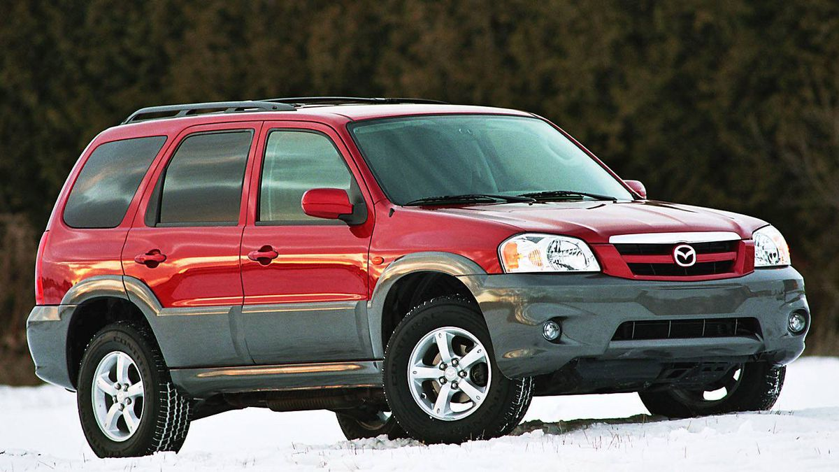 Used Suv Under 5000 Edmonton: Mazda To Recall 5,000 Tribute SUVs In Canada