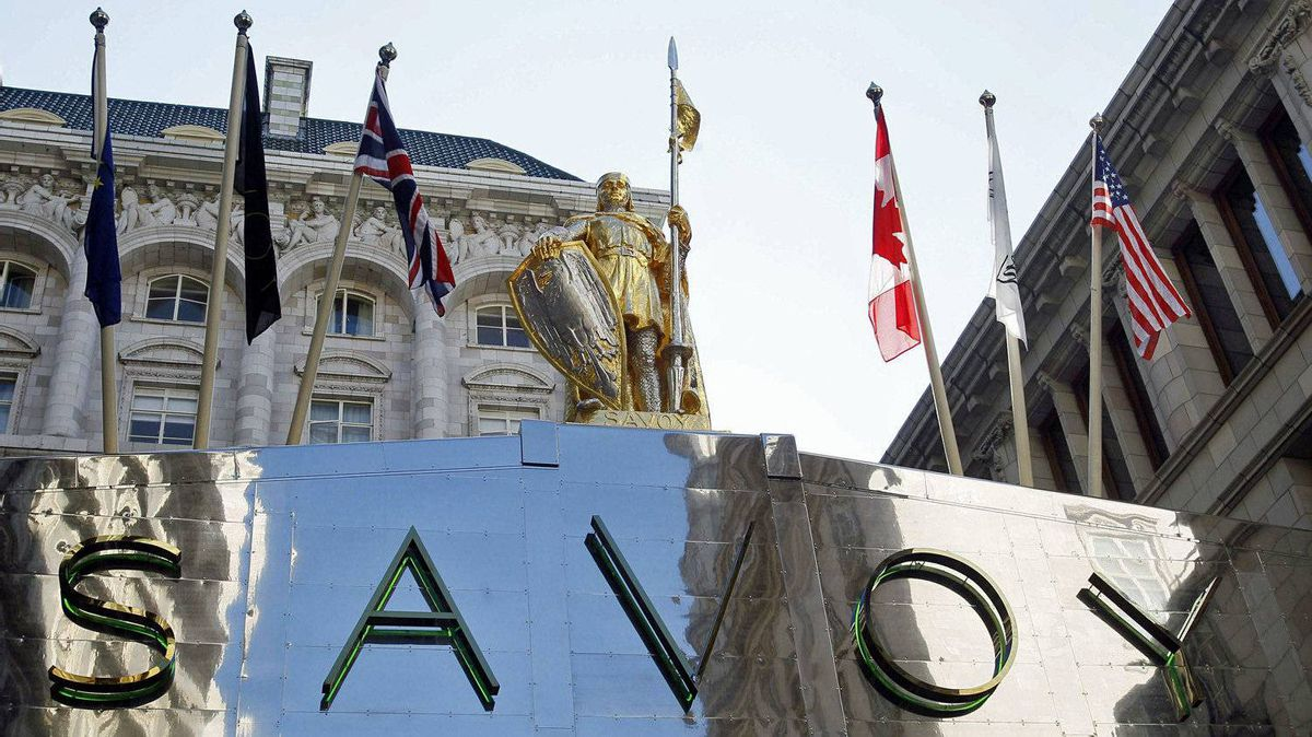 International Co-operation Minister Bev Oda is under fire for upgrading to the newly-renovated Savoy Hotel in London during a conference on child health and global poverty in June of 2011.