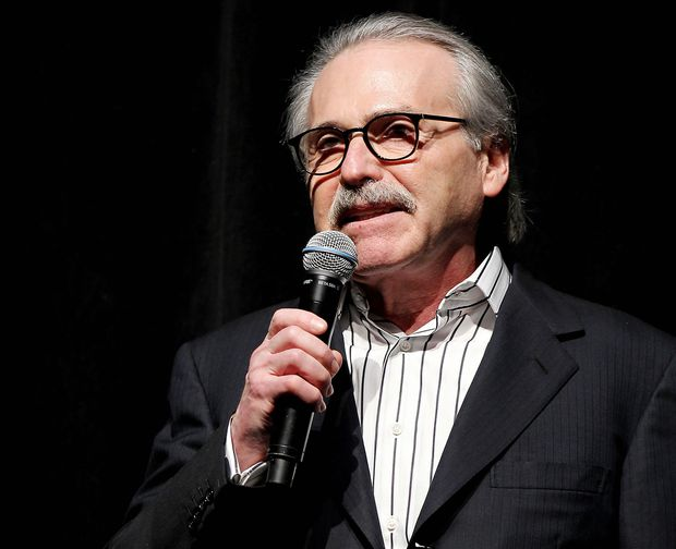 American Media boss David Pecker exits Postmedia board following Cohen controversy