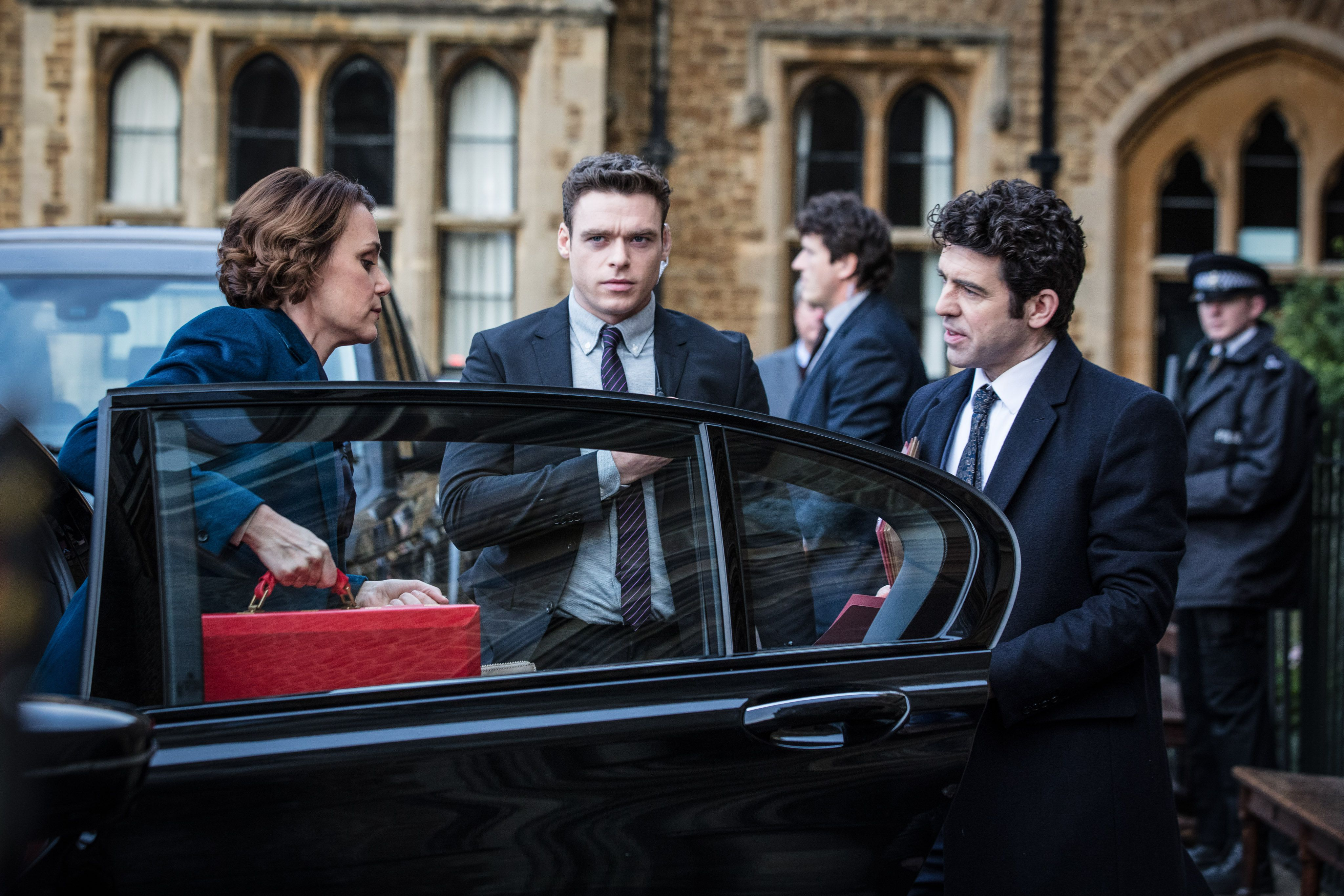 Bodyguard on Netflix is a bloody great British thriller