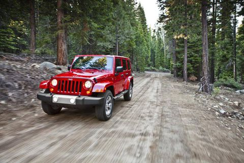Jeep Wrangler Unlimited versus Toyota FJ Cruiser: And the winner is ...