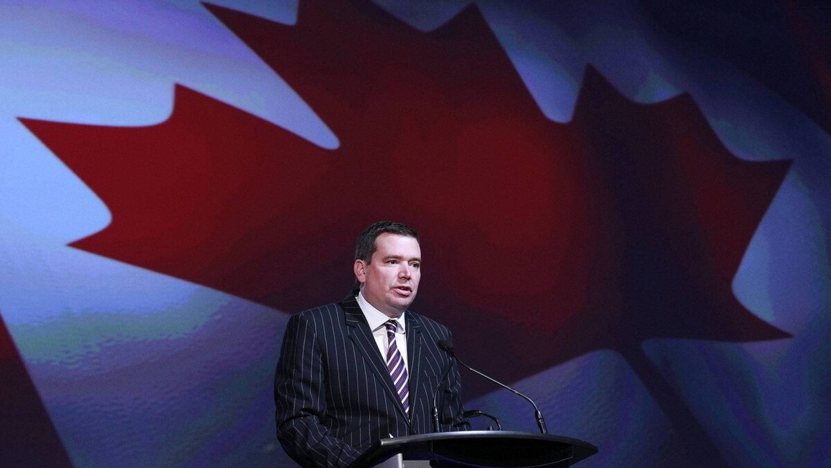 Canada's Industry Minister Christian Paradis.