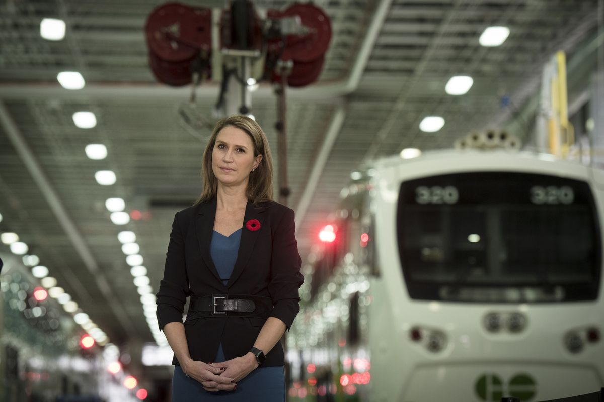 Ontario introduces legislation to speed up transit projects