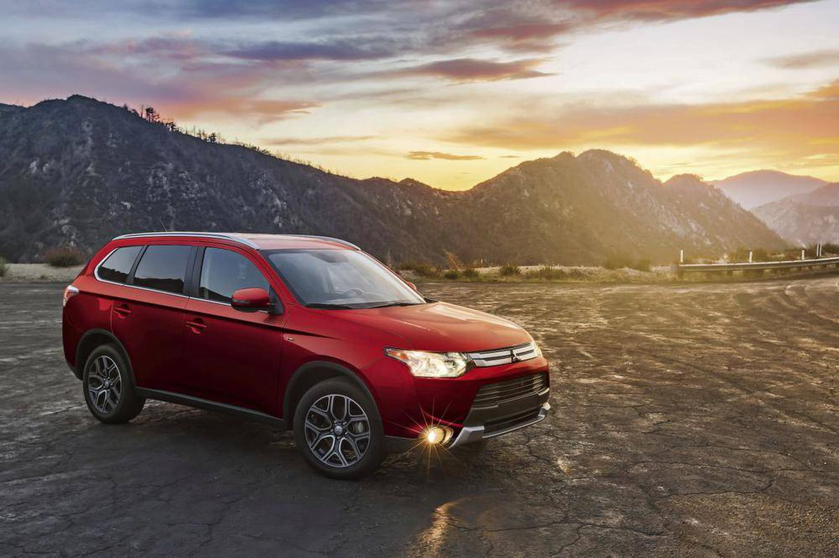 Review: 2015 Mitsubishi Outlander GT is just right – except for the