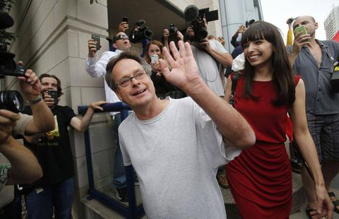 'Prince of Pot' returns to Canada after time in U.S. jail
