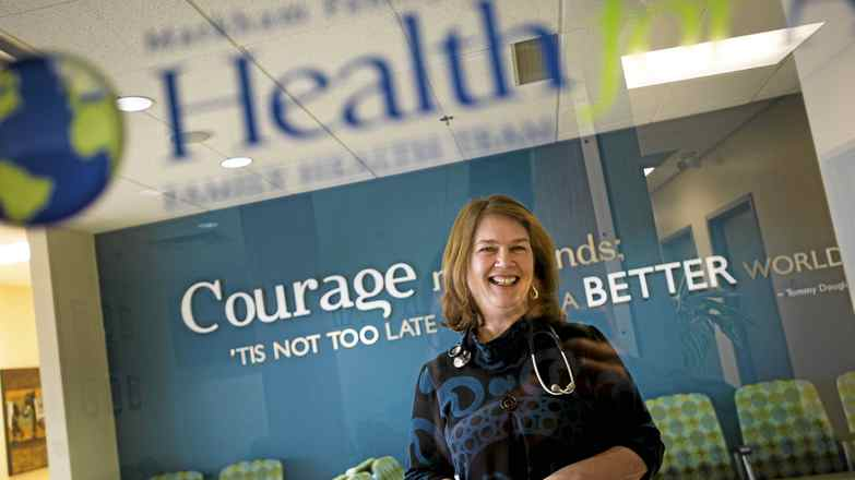 : Dr. Jane Philpott, Chief, Department of Family Medicine, Markham Stouffville Hospital