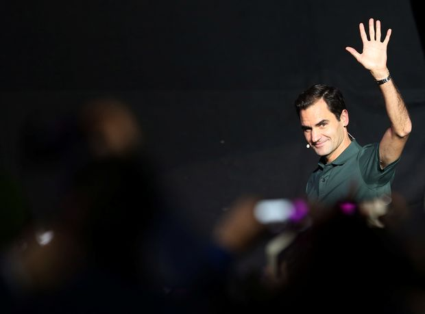 Roger Federer reveals being emotionally wasted after calling off Bogota exhibition match