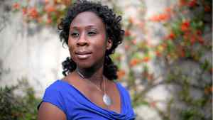 "Esi Edugyan, seen here at her home north of Victoria, BC, has been shortlisted for the Man Booker Prize and the Giller Prize for her novel ""Half Blood Blues""."