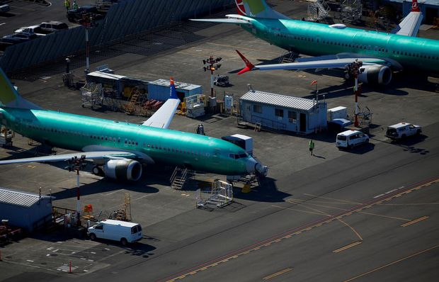 Russian client sues Boeing to cancel Boeing 737 MAX order