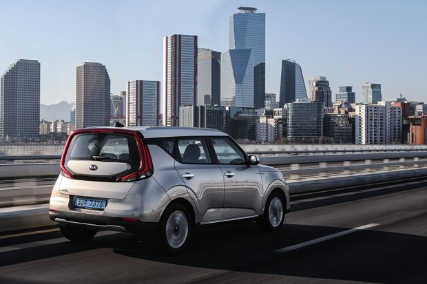 Review: Kia boosts the range of its peppy 2020 Soul EV - The