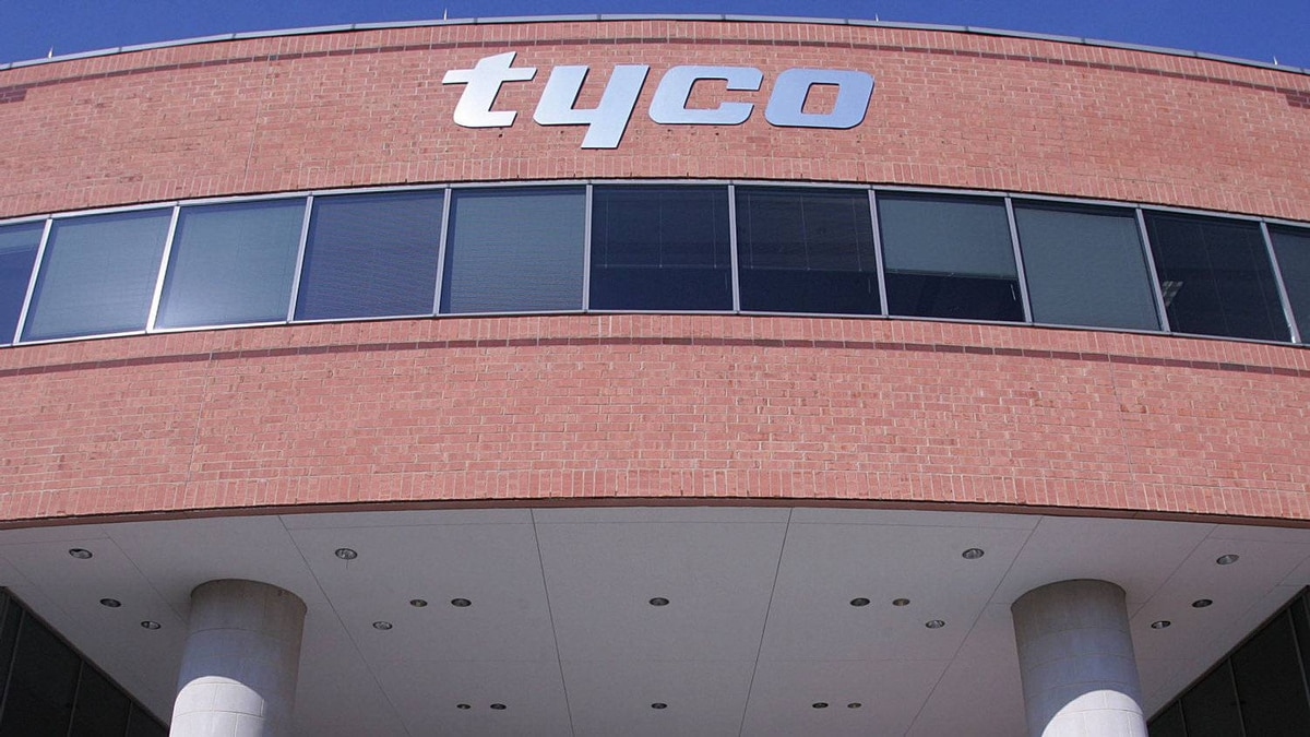 The operating headquarters of Tyco International in West Windsor, N.J.
