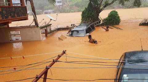 UN Says Over 400 Died in Sierra Leone Mudslides