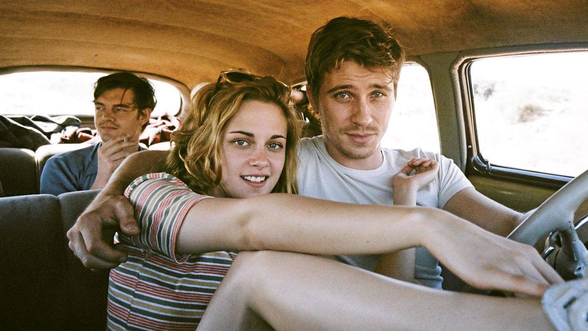 On The Road - Cannes entry Just after his father's death, Sal Paradise, an aspiring New York writer, meets Dean Moriarty, a devastatingly charming ex-con, married to the very liberated and seductive Marylou. Sal and Dean bond instantly. Determined not to get locked in to a constricted life, the two friends cut their ties and take to the road with Marylou. Thirsting for freedom, the three young people head off in search of the world, of other encounters, and of themselves.