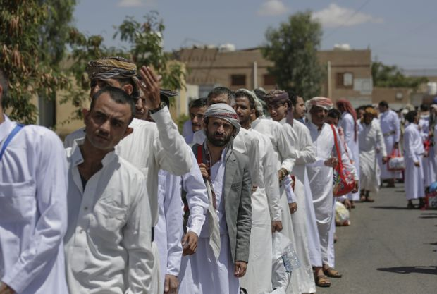 Yemen's Houthi rebels release 290 detainees, reviving hopes for peace talks