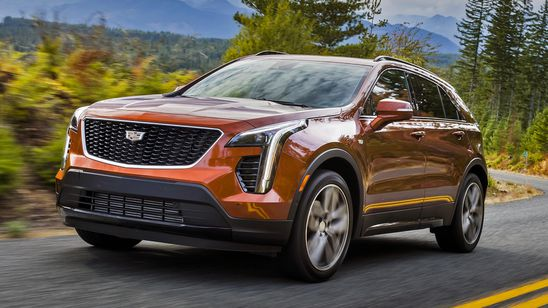 Globe Drive: Cadillac enters the compact SUV market with the XT4