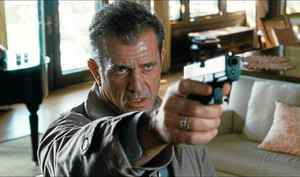 Mel Gibson in convincing ? more convincing than the plot ? as a Boston cop who goes looking for justice after his daughter is murdered in the suspense thriller Edge of Darkness.