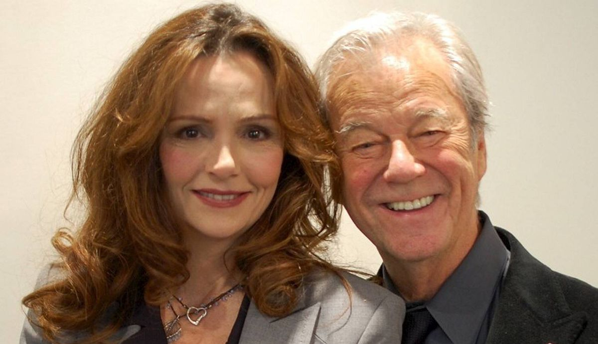 Jennifer Dale, Gordon Pinsent at Scrabble With the Stars