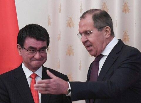 Russia decries Japan-US defense alliance