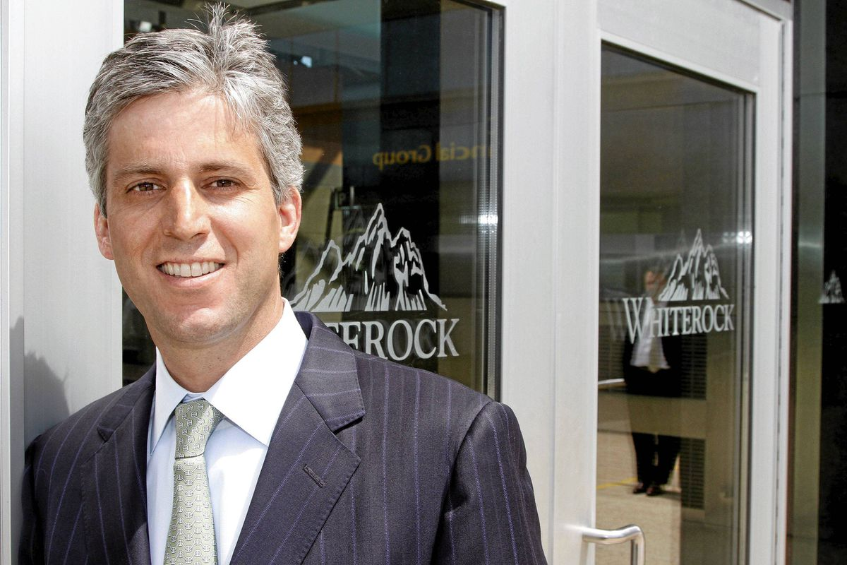 Whiterock Real Estate CEO Jason Underwood's pay package has raised eyebrows in the past.